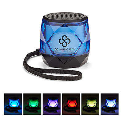 32563 - Mini Colorful Diamond Wireless Speaker