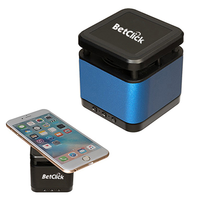32564 - Cube Wireless Speaker & Charger