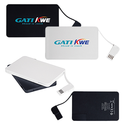 32605 - Qi Certified Card Wireless Charging Pad