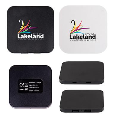 32606 - Qi Quad Wireless Charging Pad