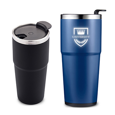 32640 - 16 oz. Light-Up-Your-Logo Double-Wall Tumbler