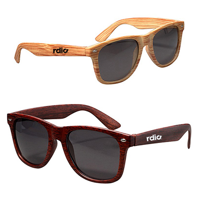 32658 - Woodtone/Woodgrain Sunglasses
