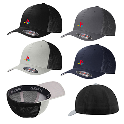 32782 - Port Authority® Flexfit® Mesh Back Cap