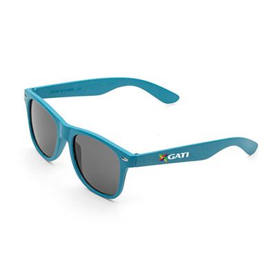 32927 - Kailua Wheat Straw Fiber Sunglasses