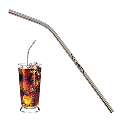 32944 - Metal Bent Straw