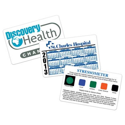 9365 - Stress O Meter Card