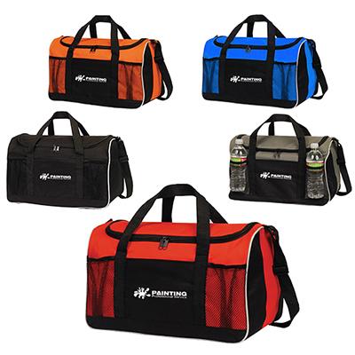 32969 - Gym Locker Duffel Bag
