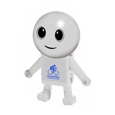 33002 - Captain Robot - White