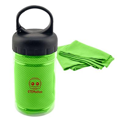 33011 - Cool Towel - Green