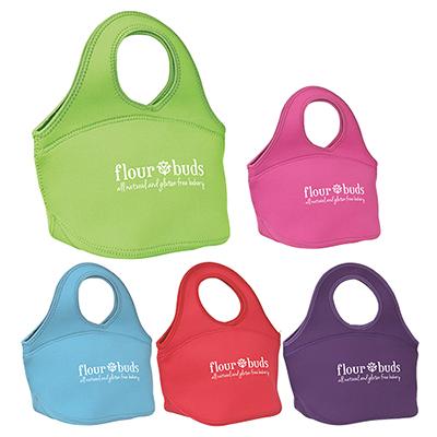 33105 - Easy Carry Zippered Neoprene Lunch Bag