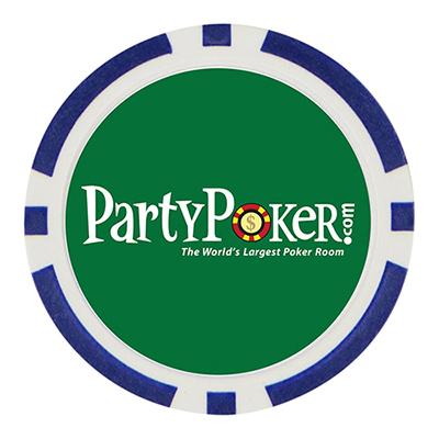 33113 - Poker Chip Ball Marker