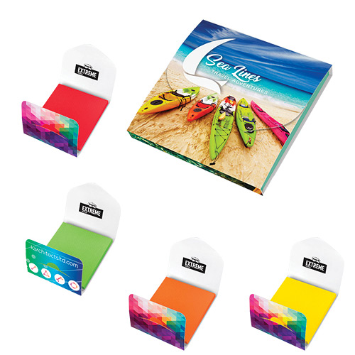 33149 - Post-it® Extreme Notes with Cover-45 Unprinted sheets