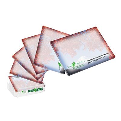 33163 - Post-it® Custom Printed Notes Dynamic Print - 50 Sheets (3 x 4)