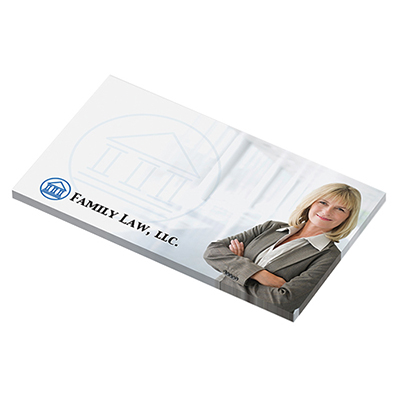 33165 - Post-it® Custom Printed Notes Dynamic Print - 50 Sheets (3 x 5)
