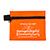 Orange / Orange Microfiber
