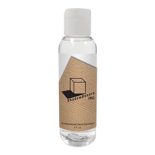 33393 - 4 oz. USA Made Hand Sanitizer Gel