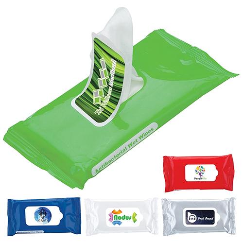 33444 - Alano Antibacterial Wet Wipes