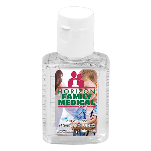 33457 - .5 oz. Compact Hand Sanitizer (Full Color)
