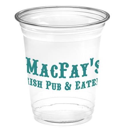 33476 - 12 oz. PET Disposable Cup