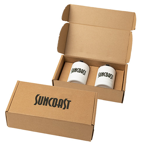 33517 - 10 oz. Low Ball Tumblers with Gift Box
