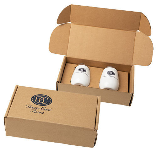 33518 - 10 oz. Stemless Wine Tumblers with Gift Box