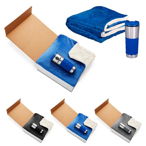 33529 - Sherpa Comfort Gift Set