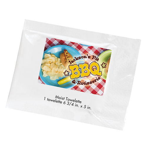 33532 - Natural Ingredient Moist Towelette