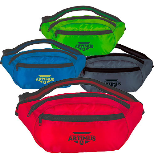 33537 - Oval Fanny Pack
