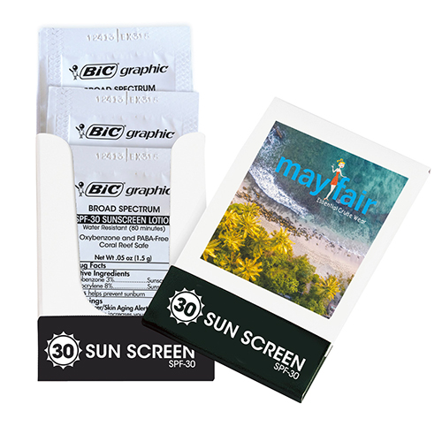 33539 - Reef-Friendly SPF-30 Sunscreen Lotion Pack
