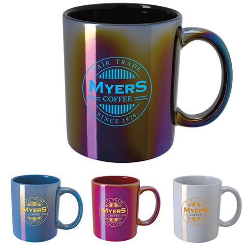 33543 - 11 oz. Vibrant Iridescent Mug