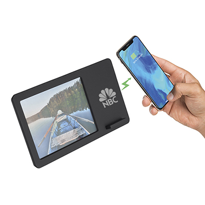 33564 - Glimpse Photo Frame with Wireless Charging Pad