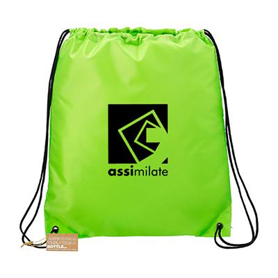 33572 - Oriole RPET Drawstring Bag