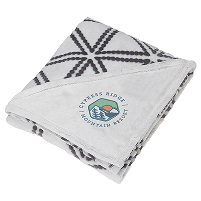 33586 - Sculpture Print Ultra Plush Blanket