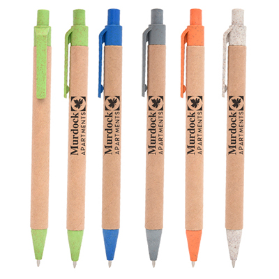 33623 - Brooks Harvest Writer Pen