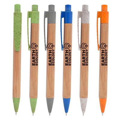33625 - Bamboo Harvest Writer Pen