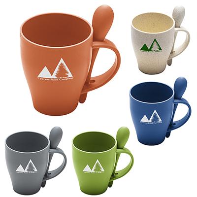 33632 - 12 oz. Harvest Spooner Mug