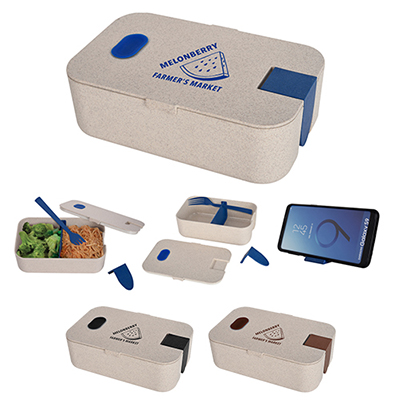 33633 - Harvest Lunch Set with Phone Holder