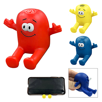 33642 - Eye Poppers Stress Reliever Phone Stand