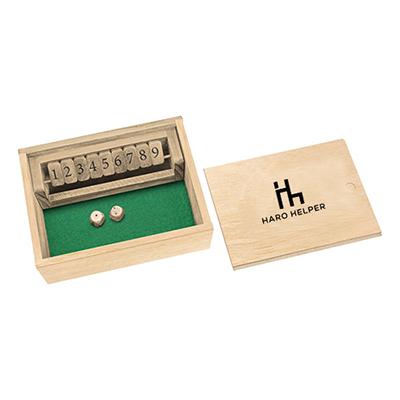 33653 - Shut the Box Game