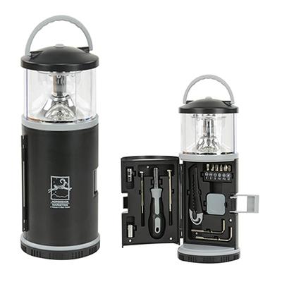 33657 - Lantern with Tool Set