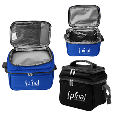 33662 - Dual Compartment 6 Can Cooler
