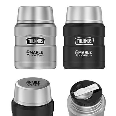 33669 - 16 oz. Thermos® Stainless King™ Food Container