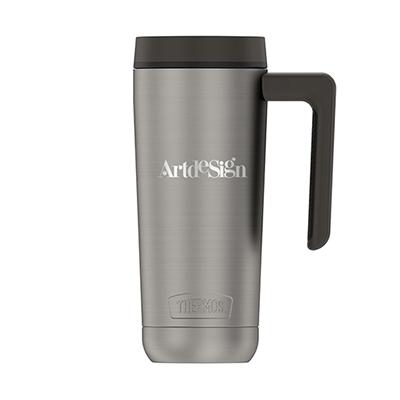 33677 - 18 oz. Thermos® Guardian Stainless Steel Mug
