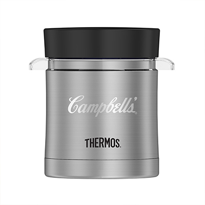 33678 - 12 oz. Thermos® Double Wall Stainless Steel Food Jar