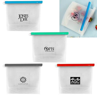 33702 - Reusable Food Storage Bag- 1000 ml