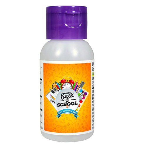 33728 - 1 oz. Gel Sanitizer