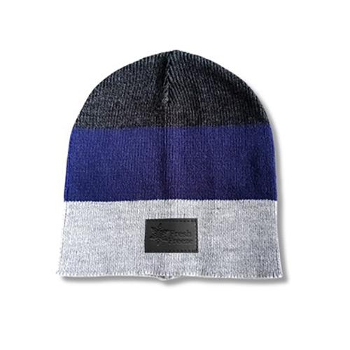 33753 - Leeman Stripe Knit Beanie
