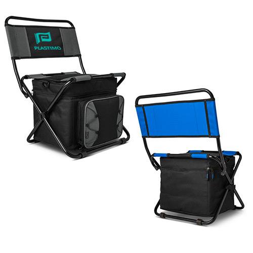 33754 - Folding Cooler Chair/Stool