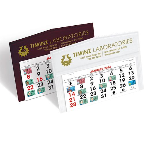 8278 - Legacy Desk Calendar