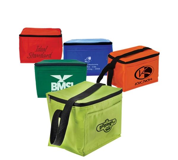 11335R - Six Pack Cooler Bag